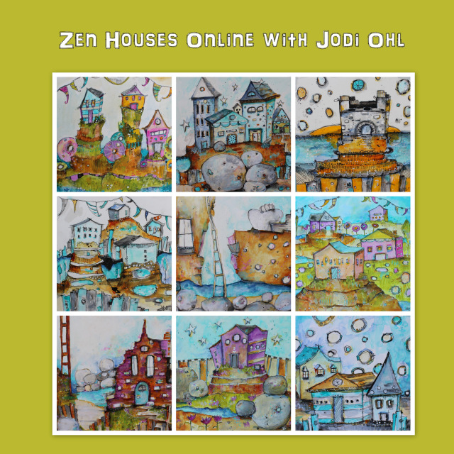 Zen Houses Online Workshop