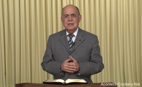 """Pastor pentecostal y la """"danza en el espíritu"""""""