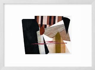 Ricki Mountan Fine Art Collage