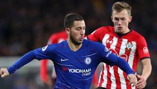 Chelsea vs Southampton 0-0 Highlights.