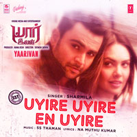 Uyire Uyire En Uyire Yaarivan (2017) tamil Movie Audio CD Front Covers, Posters, Pictures, Pics, Images, Photos, Wallpapers