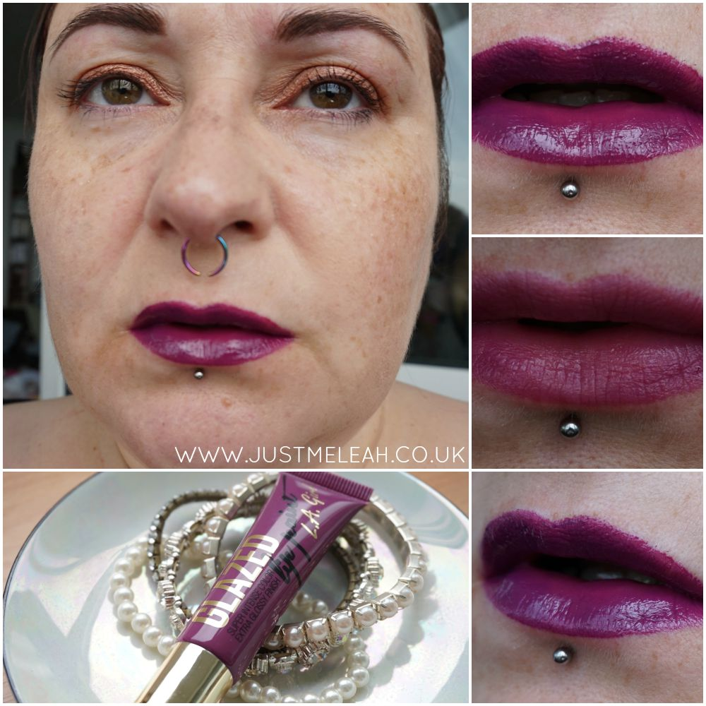 LA Girl glazed lip paint Daring from BeautyCrowd