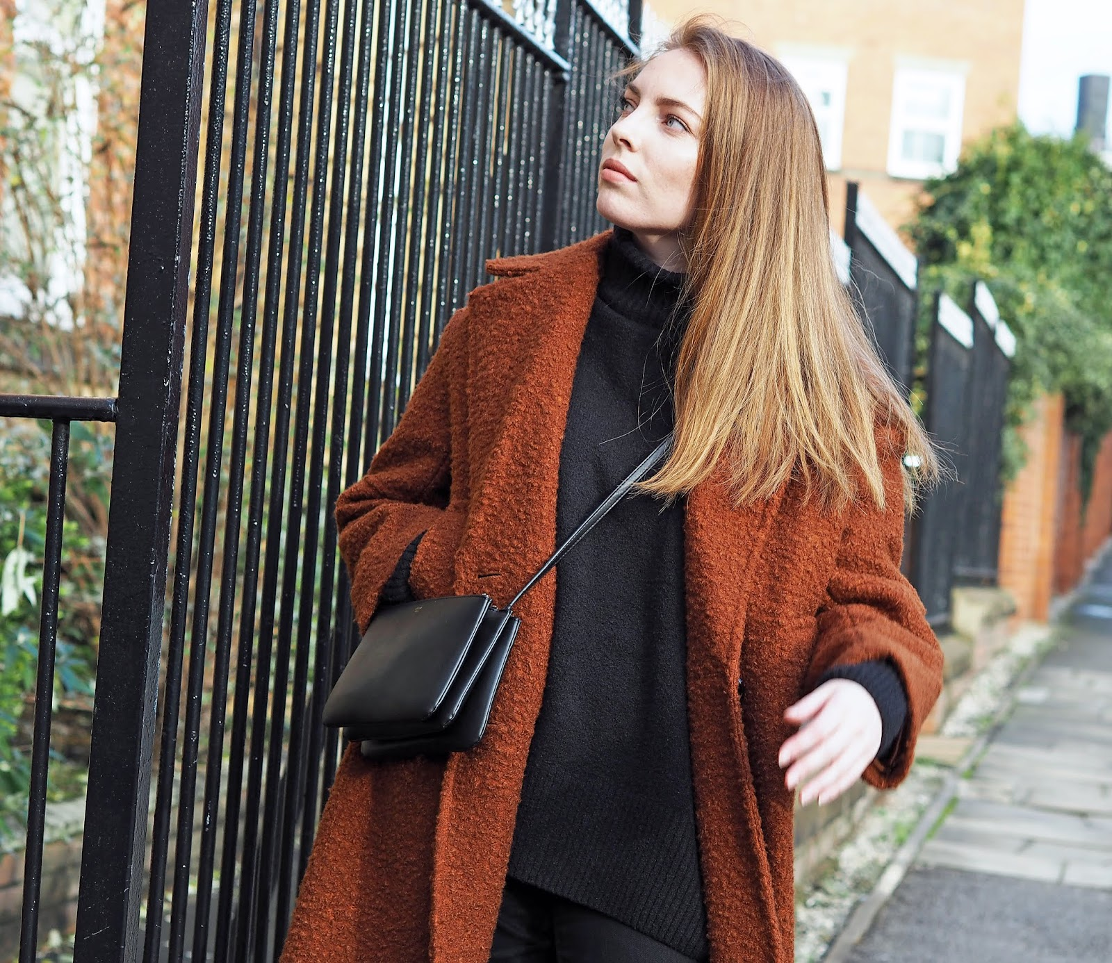 Made In The 1990s topshop teddy bear coat & other stories knitwear