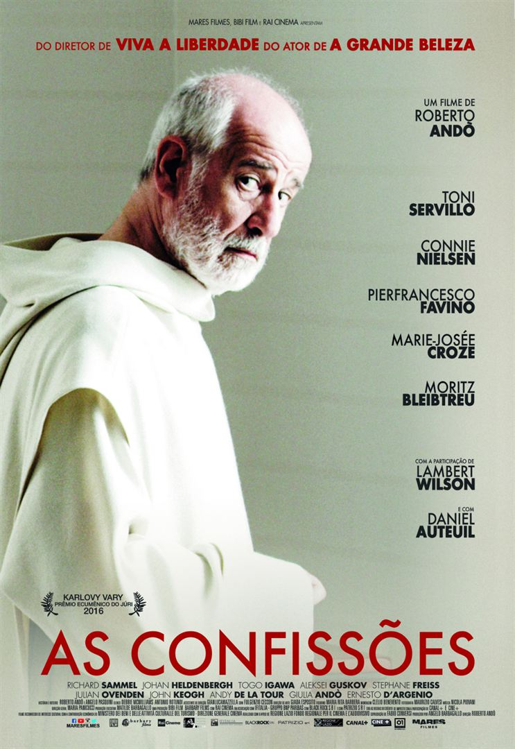 As Confissões Torrent – BluRay 720p e 1080p Dual Áudio