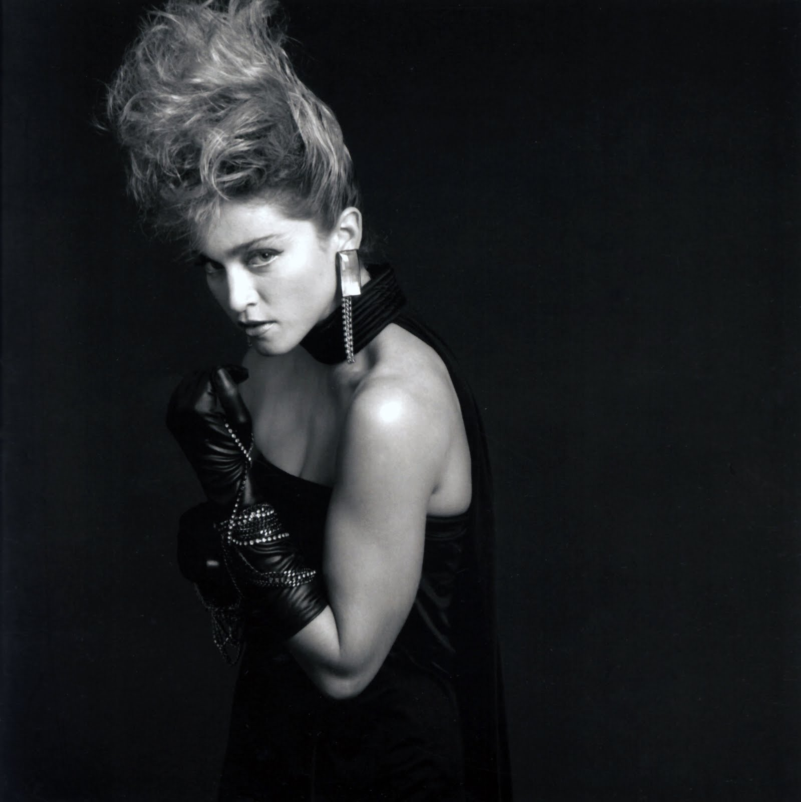 Madonna by Curtis Knapp