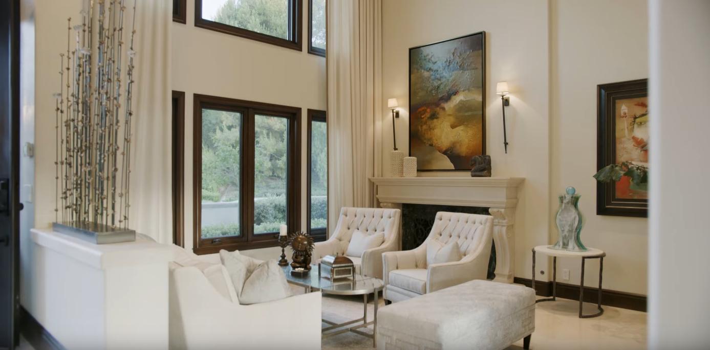 Luxury Home Interior Design vs. 30241 Via Festivo in San Juan Capistrano, California