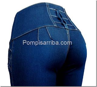 En donde y que tiendas venden pantalon levanta pompis corte colombiano Push Up