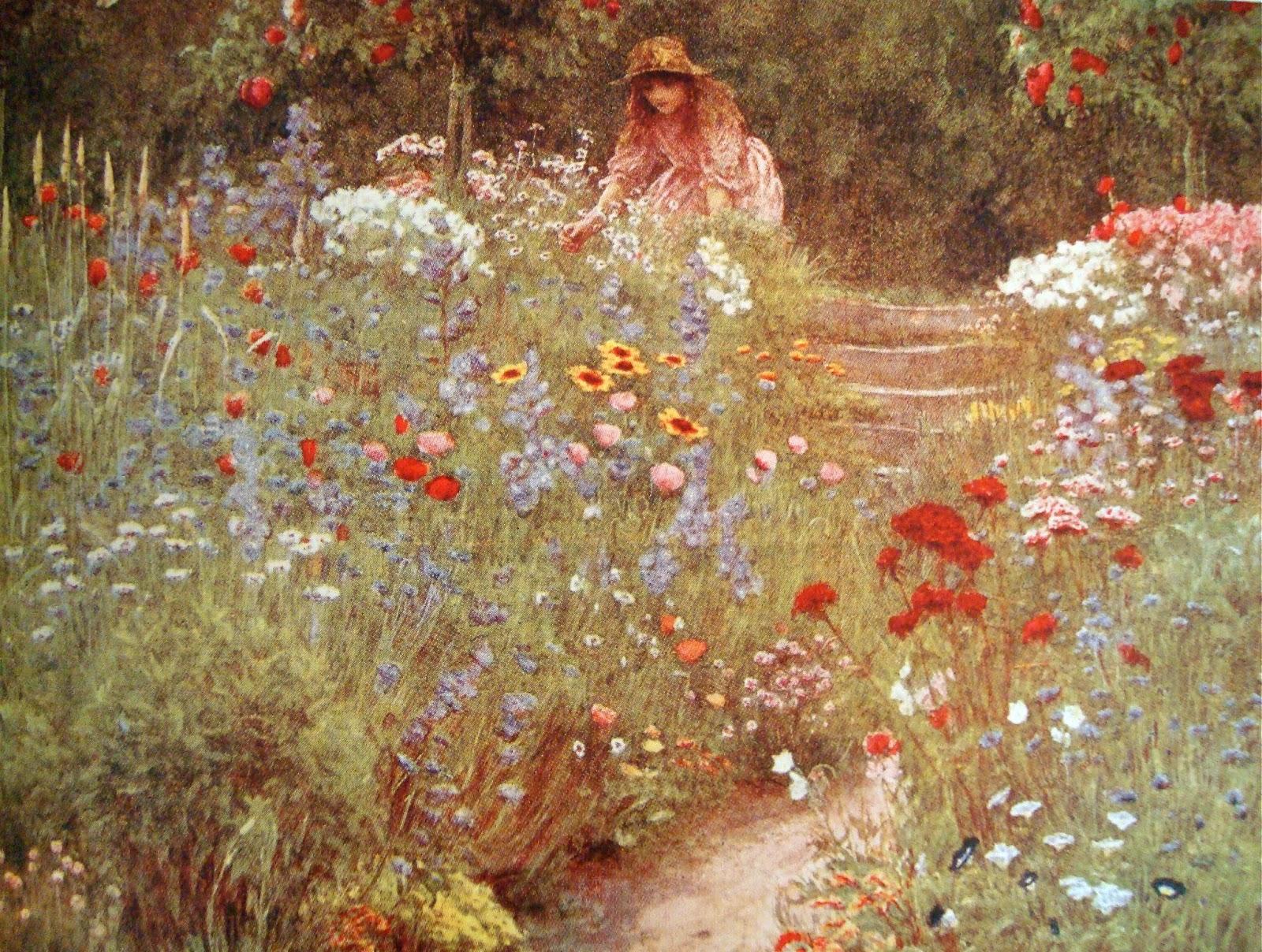 Helen Allingham RWS | Victorian era painter | Tutt\'Art@ | Pittura ...