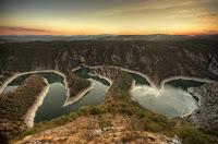 Green Pear Diaries, viajes, turismo, destinos turísticos, naturaleza, Cañón del Río Uvac, Serbia