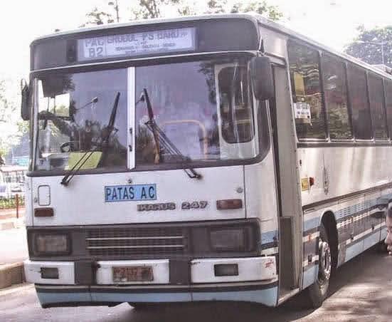 Bus Ikarus Oleh Oleh Mba Tutut Soeharto