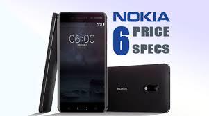 سعر جوال نوكيا 6 (2018) Nokia 6(2018) Price