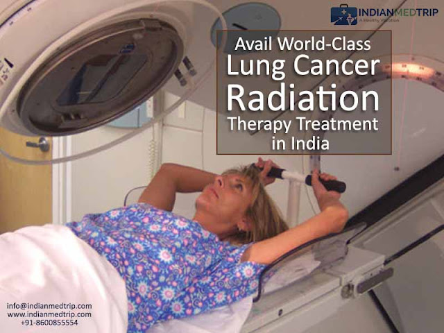 Avail World-Class Radiation Therapy for Lung Cancer in India