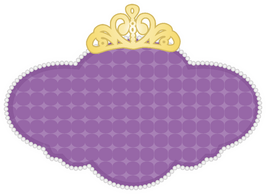 Png png princesa sofia for Sofia the first crown template