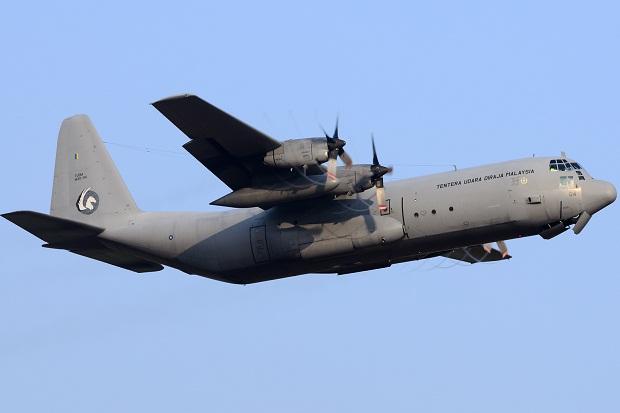 Dua Jet Tempur TNI AU Cegat Pesawat Militer Malaysia di Natuna