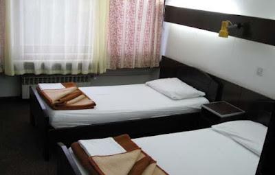 Hotelska soba Breza Vrnjacka banja