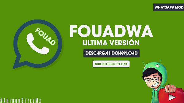 Fouad Whatsapp v7.81 Ultima Versión Stickers + Emojis Nuevos