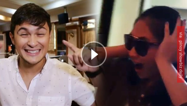 OMG! Sarah Geronimo shocked after she caught Matteo Guidicelli in bed with other guys