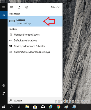 Cara cek Kapasitas Hardisk Laptop Windows 10