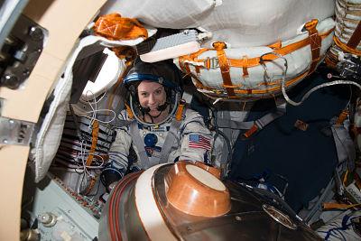 Астронавт NASA Кейт Рубінс