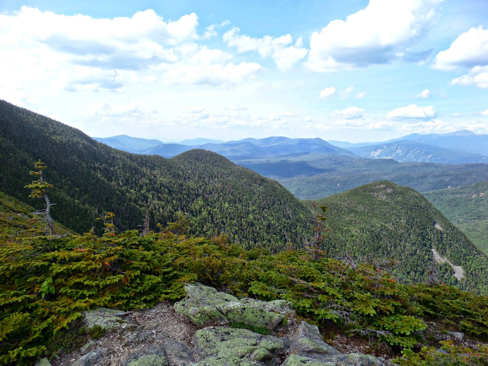 Mount Carrigain (Spring)