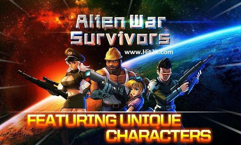 Alien Wars Free Download