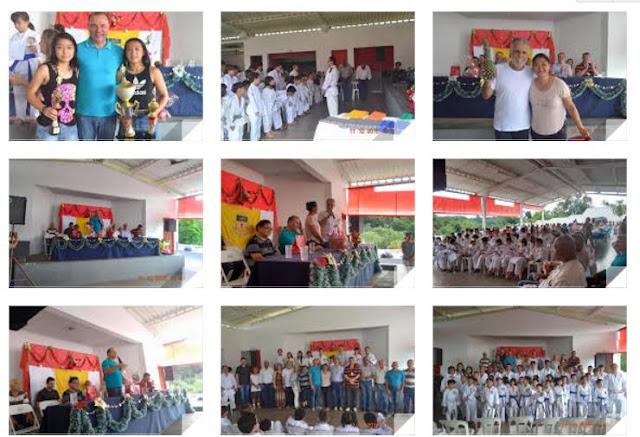 ARJU encerra o ano com festividade de entrega de faixa e homenagens aos destaques do ano de 2016
