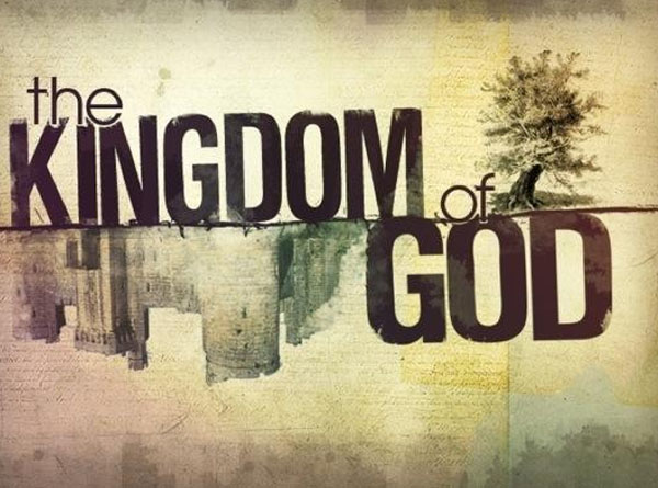How do we live in the kingdom of god