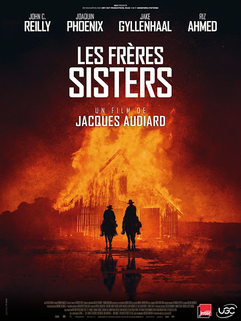 Film Les Frères Sisters L'Agenda Mensuel - Septembre 2018