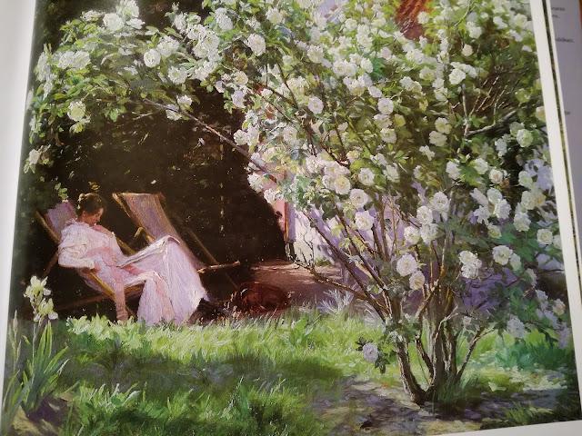 Peder Severin Kroyer, Roses