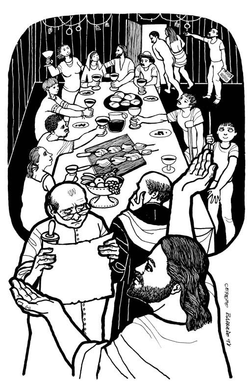 parable of the wedding feast coloring page - parremedios biblia aceptar la invitaci n