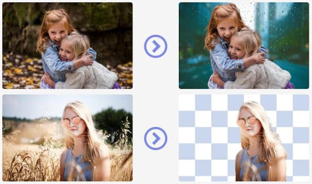 موقع جديد يتيح إزالة خلفية الصور بسرعة وسهولة