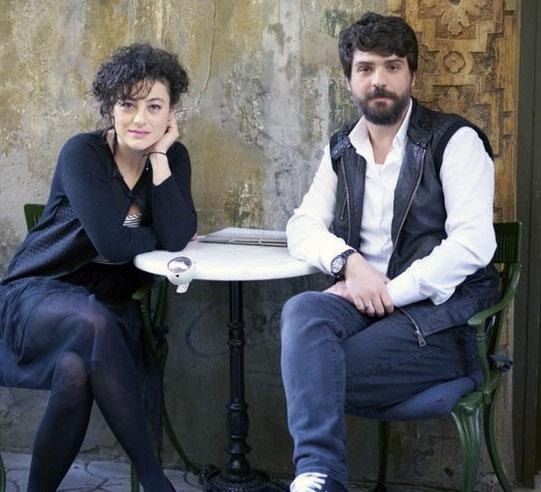 Cemal Toktaş și frumoasa sa soție, Nergis Öztürk