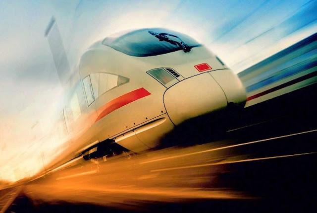 Viagem de trem de Madri a Roma