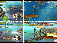 Ships of Battle Age of Pirates Mod v1.30 (Infinite Coins)