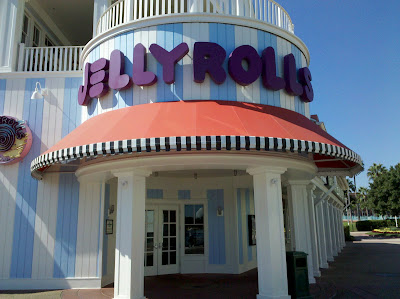 Jellyrolls Disney Boardwalk Resort