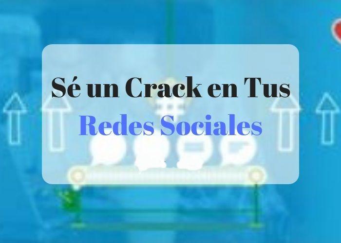 Sé un Crack en Tus Redes Sociales (Udemy)