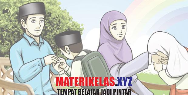 Materi Kelas 3 Akidah Akhlak Kurikulum 2013