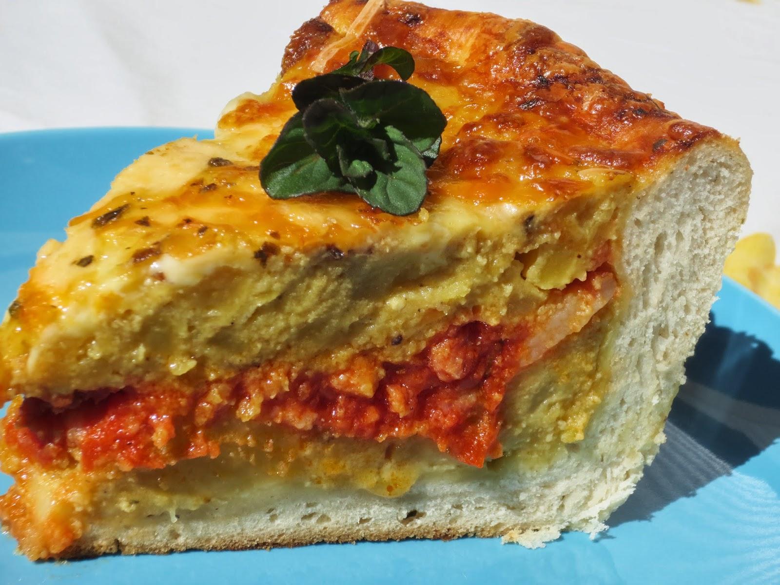 Pizza de tortilla Ana Sevilla Olla GM