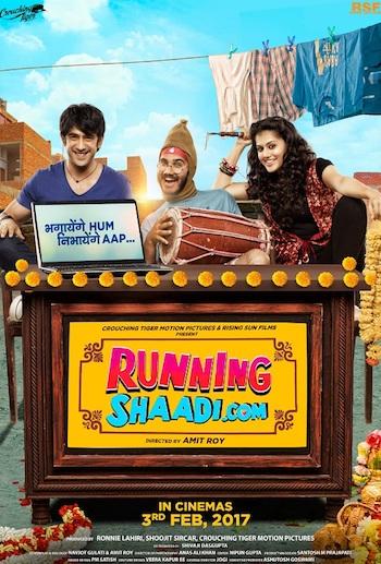 Running Shaadi 2017 Full Movie Download