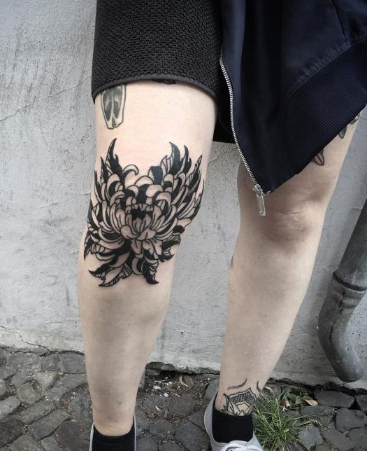 66fc886ca3b05 60+ Small Flower Tattoos For Men with Meaning (2019) | FirstPrizePies