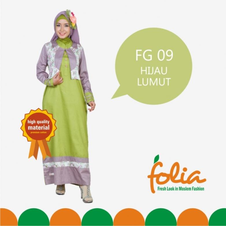 Dan 39 Z Rumah Muslim Semarang Folia Baju Muslim Bahan Katun