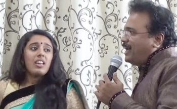 Adiye Unnai Paathida Paathida Cover Ganesh Sahana