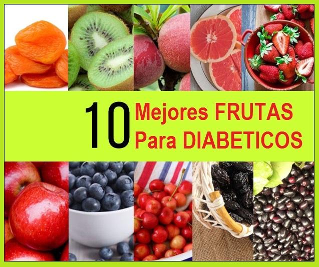 Frutas Recomendadas para Diabéticos: Que frutas puedo
