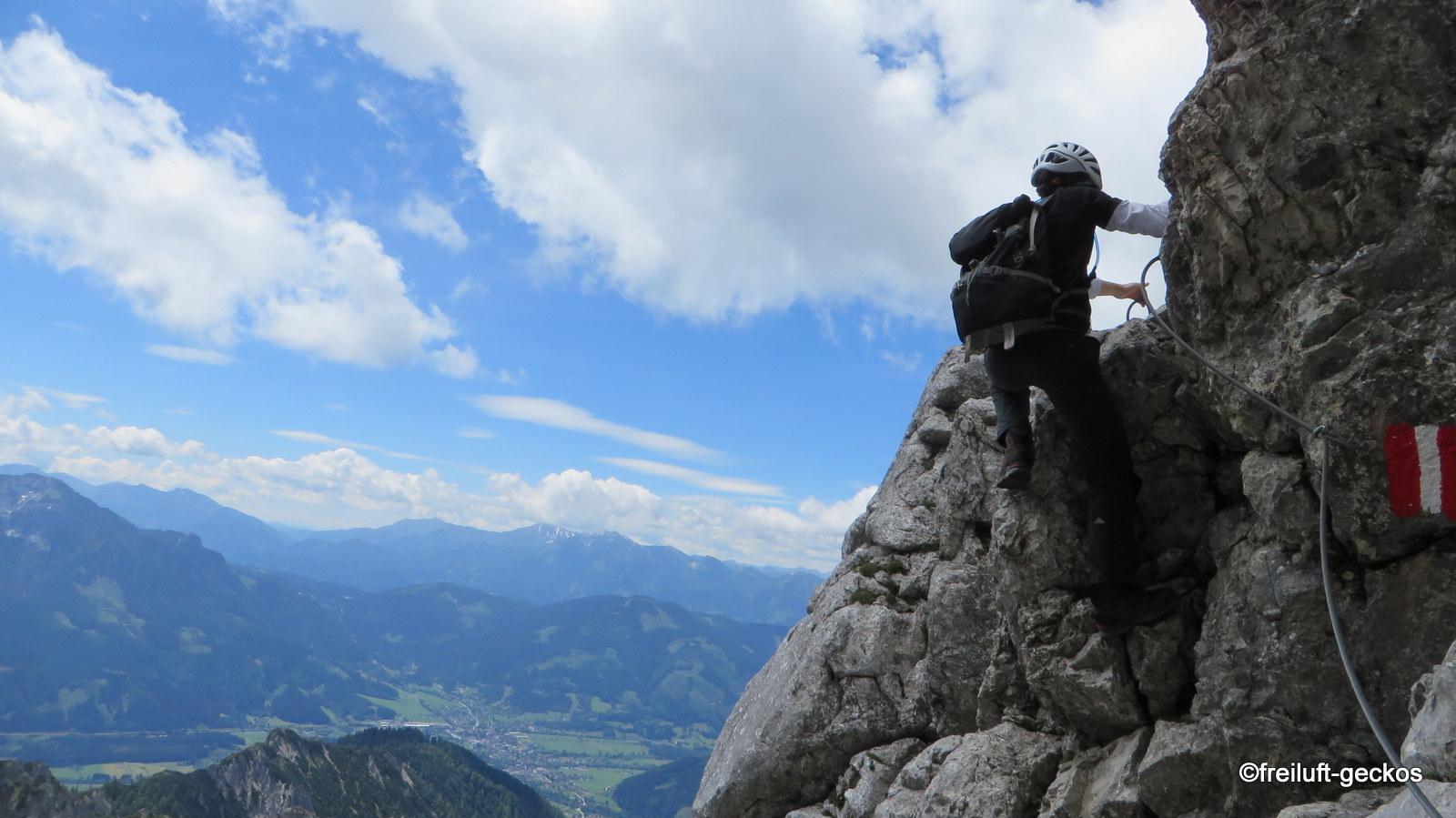 Hexensteig Klettersteig : Klettersteig jungfernsteig hexensteig alpenverein