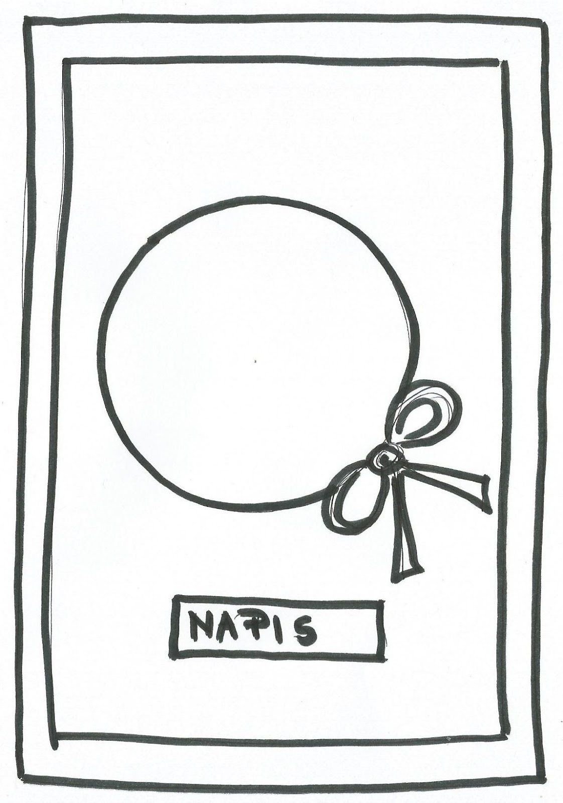Kartki na BN - Luty