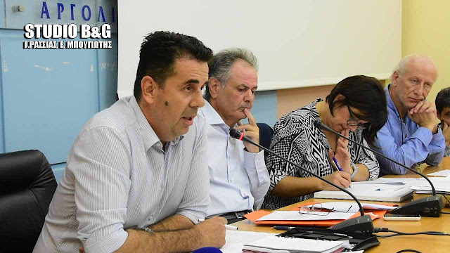 Δημήτρης Κωστούρος: Ολοκληρωμένη διαχείριση υδάτων και επάρκεια κατάλληλου νερού ζητά ο Δήμος Ναυπλιέων