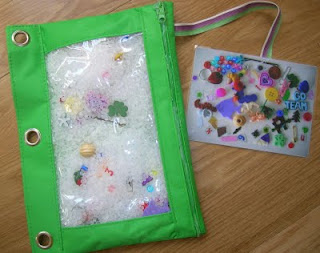 Craft Ideas To Make Spy Bags