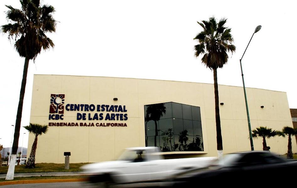 centro estatal de las artes Ensenada en bulevar Costero