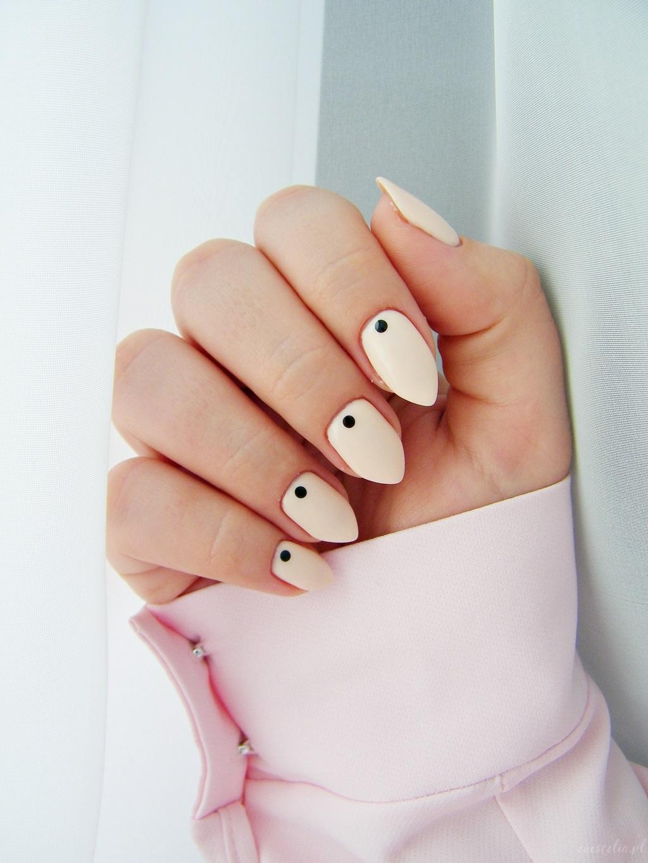 Manidot Czyli Kropki Na Paznokciach Prosty I Efektowny Manicure