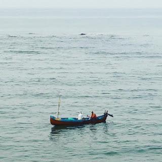 boat, ocean, sea, beach